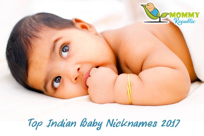 Indian Baby Nicknames