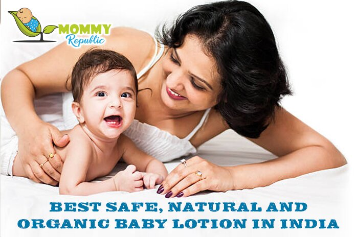 safest chemical free baby lotion