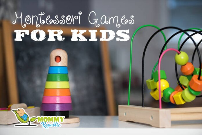 Montessori Activities and Games for Kids