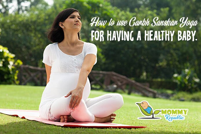 Garbh Sanskar Yoga For Healthy Baby