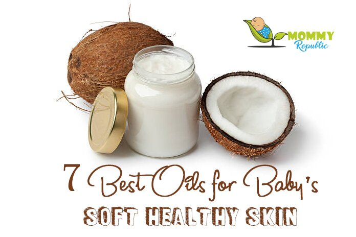 7 Safe and Best Oils for Baby Massage in India